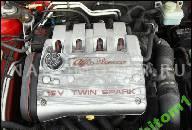 ДВИГАТЕЛЬ ALFA ROMEO 156 GTA 3, 2 147, GT166 НА ЗАПЧАСТИ 210 220 ТЫСЯЧ KM