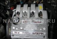 ДВИГАТЕЛЬ 1.6 16V TWIN SPARK ALFA ROMEO