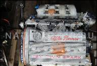 ALFA ROMEO 147 156 166 GTV ДВИГАТЕЛЬ 2.0 16V TS 190