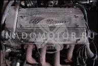 ДВИГАТЕЛЬ ALFA ROMEO 156 166 2.5 2, 5 V6 24V USZKODZON 100000 KM