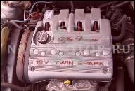 ALFA ROMEO 156 166 ДВИГАТЕЛЬ КОНТРАКТНЫЙ 2, 5 V6 24V M.КОД 342.01 140 КВТ 190 Л.С.