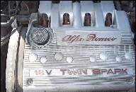 ДВИГАТЕЛЬ 1.8 16V ALFA ROMEO 156 TWIN SPARK - ЗАПЧАСТИ 90000 KM