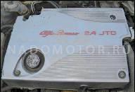 ДВИГАТЕЛЬ ДЛЯ ALFA ROMEO 166 16V TWIN SPARK, КОД: AR 36301 180