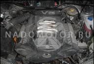 ДВИГАТЕЛЬ AUDI 80 B4 2.8 V6 AAH C4