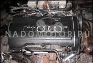 ДВИГАТЕЛЬ AUDI 100 C4 A6 A8 80 B4 2.8 V6 12V AAH 110