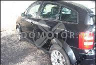 VW GOLF II AUDI 80 1.6 TD 91R ДВИГАТЕЛЬ