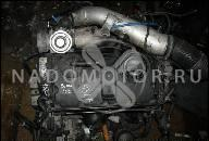 VW GOLF 5 TOURAN CADDY AUDI A3 ДВИГАТЕЛЬ 1, 9 TDI BKC