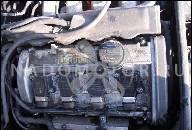 ДВИГАТЕЛЬ БЕНЗИН AUDI A4 VW B5 1.6 ADP НЕБОЛЬШОЙ PRZEBI 120,000 KM