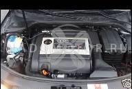 AUDI A3 3.2 V6 8P ДВИГАТЕЛЬ 184KW 250PS BMJ BDB BHE BPF BUB