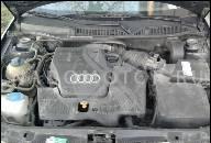 ДВИГАТЕЛЬ 2.4 V6 AGA AUDI A4 A6 В СБОРЕ