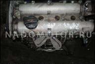 AUDI A4 A6 2, 4 V6 БЕНЗИН ДВИГАТЕЛЬ ALF 165 Л.С. 60 ТЫС KM