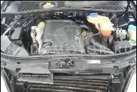 VW PASSAT B5 AUDI A4 B6 ДВИГАТЕЛЬ 1, 9 TDI AVB 101 Л. С.