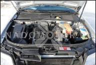 ДВИГАТЕЛЬ 1.8T ТУРБО VW PASSAT B5 AUDI A4 A6 AEB
