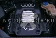 AUDI A4 A6 2.4 2, 4 V6 AGA ДВИГАТЕЛЬ