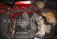 2, 4 165PS ALF (AMM ALW) V6 ДВИГАТЕЛЬ AUDI A4 8D B5 / 8E B6 + A6 4B