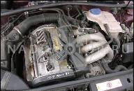 ДВИГАТЕЛЬ 2.8 V6 AUDI PASSAT A4 A6 B5 ГАРАНТИЯ = AQD