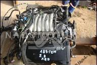 AUDI A4 B5 - ДВИГАТЕЛЬ 2, 4 2.4 V6 AGA ГАРАНТИ. FVAT 140 ТЫСЯЧ KM