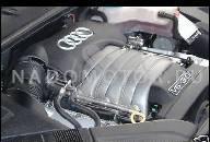ДВИГАТЕЛЬ ASN 3, 0 V6 220 Л.С. AUDI A4 A6 A8 50 ТЫСЯЧ МИЛЬ