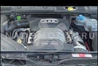 ДВИГАТЕЛЬ ASN 3, 0 V6 220 Л.С. AUDI A4 A6 A8 ВОССТАНОВЛЕННЫЙ