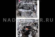ДВИГАТЕЛЬ AUDI A4 A6 B7 2.0 TDI 05-08R. 140 Л.С. 16V BLB 240000 МИЛЬ