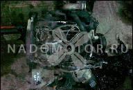 ДВИГАТЕЛЬ AUDI A4 8D 1.9 TDI 66KW AHU