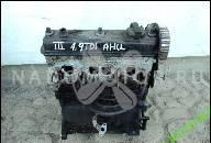 ДВИГАТЕЛЬ AHU 1.9 TDI, PASSAT B5, AUDI A4,