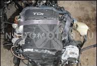 VW PASSAT B5 AUDI A4 1.9 TDI ДВИГАТЕЛЬ 130 ТЫСЯЧ KM