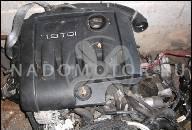 ДВИГАТЕЛЬ VW PASSAT B5 AUDI A4, A6 1, 8 ТУРБО APU 250,000 KM
