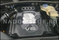2008 AUDI A6 2, 7 TDI CR COMMON RAIL V6 CAN CANC ДВИГАТЕЛЬ 190 Л.С.
