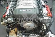 VW PASSAT / AUDI A4 1.8 20V 125 Л.С. 1999Г. ДВИГАТЕЛЬ ADR