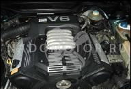 ДВИГАТЕЛЬ AUDI A8 D2 3.7 V8 260PS LIFT AQG В ОТЛИЧНОМ СОСТОЯНИИ 220
