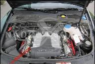 ДВИГАТЕЛЬ AUDI A8 D3 4.2 V8 BFM 4E0 BVJ 200