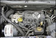 DODGE RAM JEEP GRAND CHEROKEE 5.9 V8 ДВИГАТЕЛЬ MAGNUM