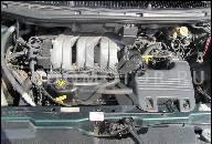 1997 DODGE GRAND CARAVAN ДВИГАТЕЛЬ (97 3.8 L 230 V6 GAS RE