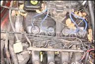 1993 DODGE RAMCHARGER ДВИГАТЕЛЬ (93 5.2 L 318 V8 GAS REBUI 220 ТЫС. KM
