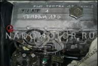 ДВИГАТЕЛЬ FIAT CROMA 1.9 MULTIJET