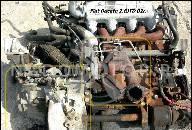 FIAT DUCATO 2.3 JTD 2006 R ДВИГАТЕЛЬ В СБОРЕ 210 200 ТЫС KM