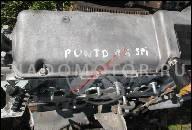 FIAT PUNTO 2 II DOBLO 1.9D 1, 9 D 2002 -SILNIK