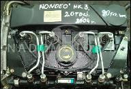 ДВИГАТЕЛЬ В СБОРЕ FORD MONDEO 2.2 MK4