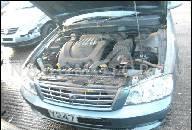 KIA MAGENTIS CARNIVAL HYUNDAY ДВИГАТЕЛЬ 2, 5 V6 2004R 220000 КМ