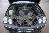 2001 MERCEDES W220 CLK E500 W500 S500 OEM ДВИГАТЕЛЬ 65K RUNS STRONG