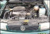 ДВИГАТЕЛЬ VW SEAT POLO GOLF IBIZA INCA CADDY 1.6 AEE