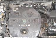 VW POLO BORA GOLF 4 SEAT LEON TOLEDO 1, 16V ДВИГАТЕЛЬ AHW 75PS