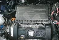 ДВИГАТЕЛЬ VW GOLF 4 BORA SEAT LEON 2, 8 V6 150 КВТ 204 Л.С.