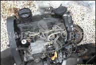 ДВИГАТЕЛЬ 2.3 V5 VW SEAT TOLEDO BORA GOLF PASSAT AGZ