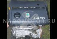 ДВИГАТЕЛЬ 1.4 TDI VW POLO SKODA FABIA 2008Г.