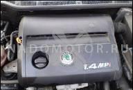 ДВИГАТЕЛЬ VW GOLF V VI PLUS SKODA OCTAVIA CGG CGGA CGGB 1, 4 16V 59KW 80PS08-