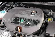 VW JETTA SKODA OCTAVIA 2.0 TDI CLCB ДВИГАТЕЛЬ 140PS
