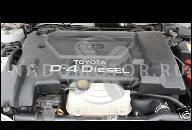 TOYOTA ДВИГАТЕЛЬ COROLLA AVENSIS 2.2 D-CAT 2AD 177 PS