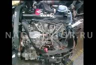 VW GOLF IV BORA LEON ДВИГАТЕЛЬ 1.9 TDI